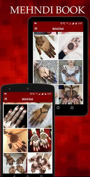 Mehndi design book (offline) screenshot 6