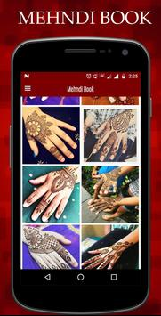Mehndi design book (offline) screenshot 1