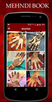 Mehndi design book (offline) screenshot 3