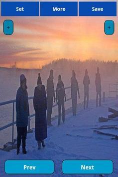 Cold Winter Morning Wallpapers apk screenshot