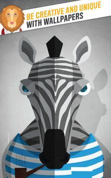Wild Animal Wallpapers HD apk screenshot