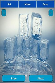 IceCubes wallpapers apk screenshot