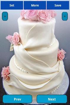 Wedding Cakes Wallpapers screenshot 5