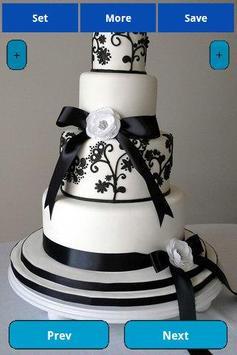 Wedding Cakes Wallpapers screenshot 6