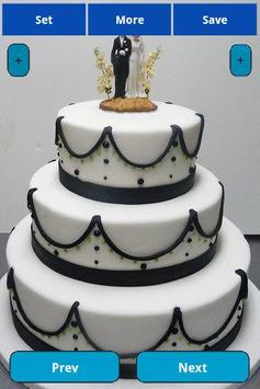 Wedding Cakes Wallpapers screenshot 7