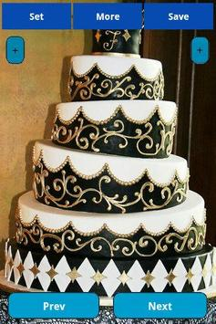 Wedding Cakes Wallpapers poster