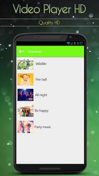 Video Player HD screenshot 1