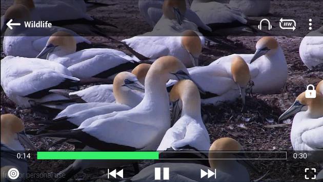Video Player HD screenshot 2
