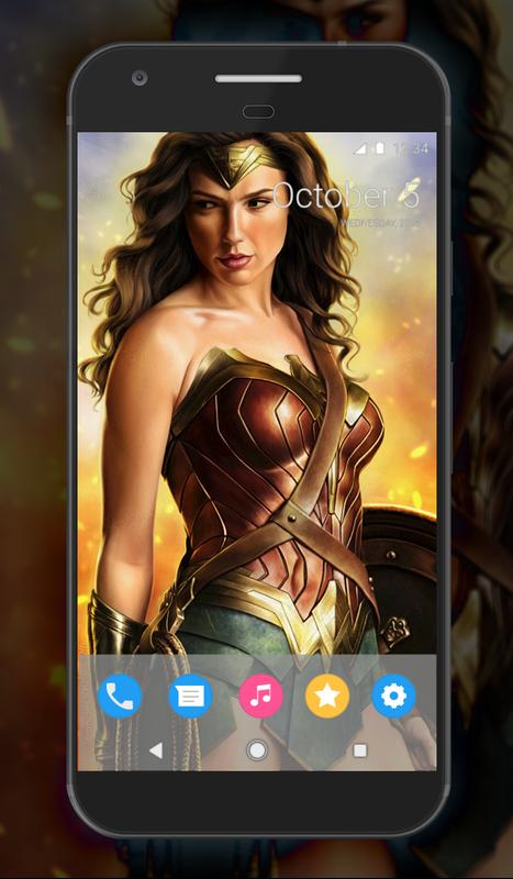 Wonder Woman Wallpaper For Android Apk Download