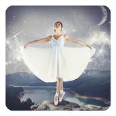 Ballerina Live Wallpaper icon