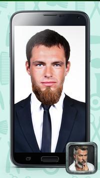 Beard Salon Photo Montage apk screenshot