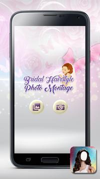 Bridal Hairstyle Photo Montage apk screenshot