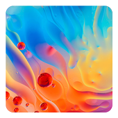 Gentle Shapes Live Wallpaper icon