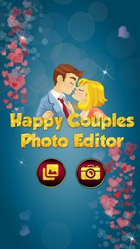 Happy Couples Photo Editor poster