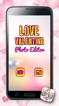 Love Valentine Photo Editor screenshot 3