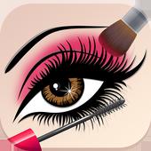 Makeup Salon Photo Montage icon