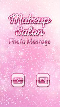 Makeup Salon Photo Montage poster