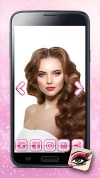 Makeup Salon Photo Montage screenshot 2