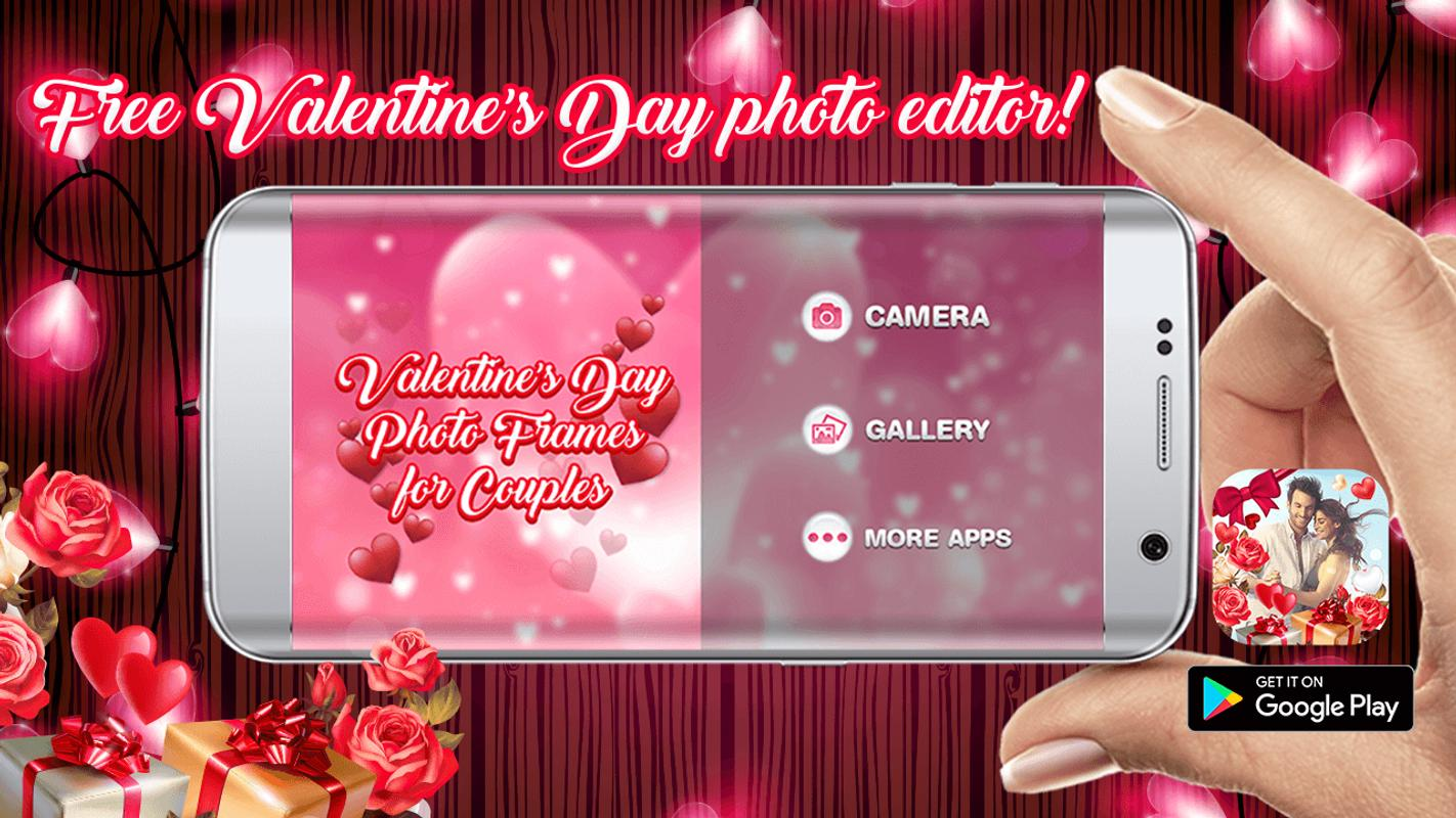Marcos de Fotos de San Valentín para Parejas Descarga APK - Gratis ...
