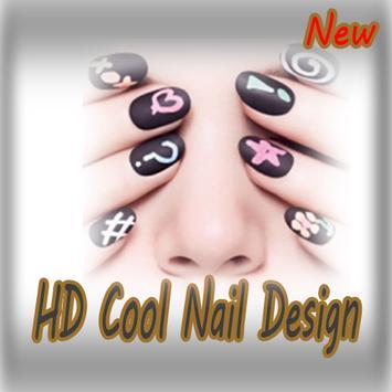 HD Cool Nail Design poster