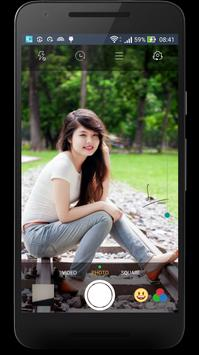 HD Camera for iPhone poster
