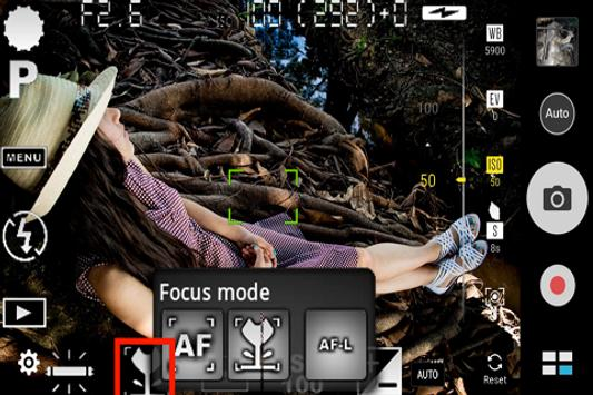 Camera V7 screenshot 1
