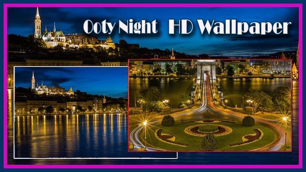 Ooty Night HD Wallpaper poster