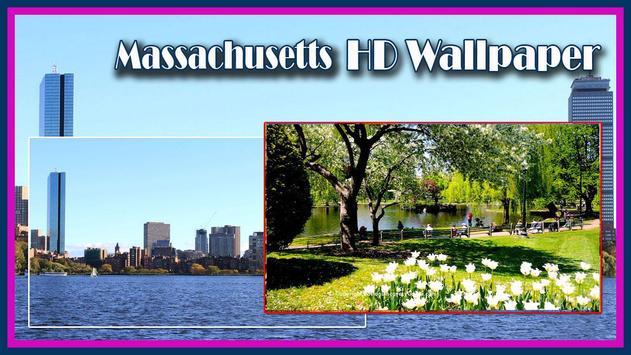 USA Massachusetts HD Wallpaper screenshot 1