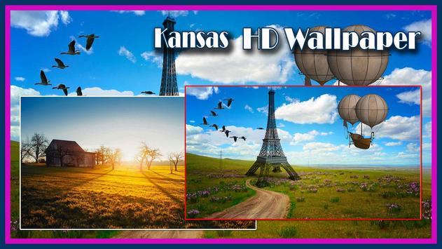 USA Kansas HD Wallpaper screenshot 1