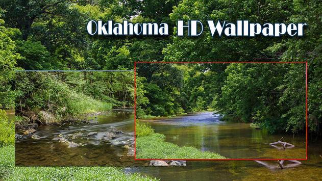 USA Oklahoma HD Wallpaper poster