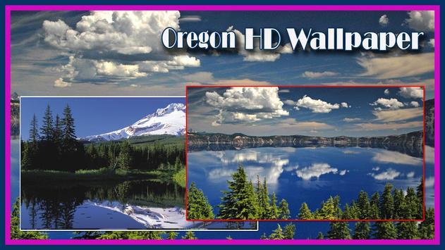 USA Oregon HD Wallpaper screenshot 1