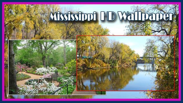 USA Mississippi HD Wallpaper poster