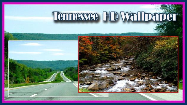 USA Tennessee HD Wallpaper poster