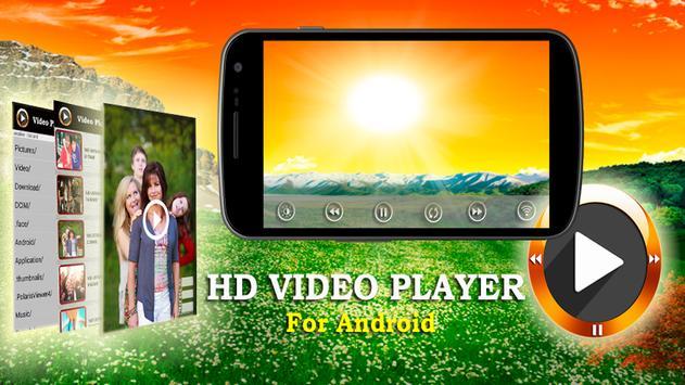 3GP/AVI/MP4 HD Video Player apk screenshot