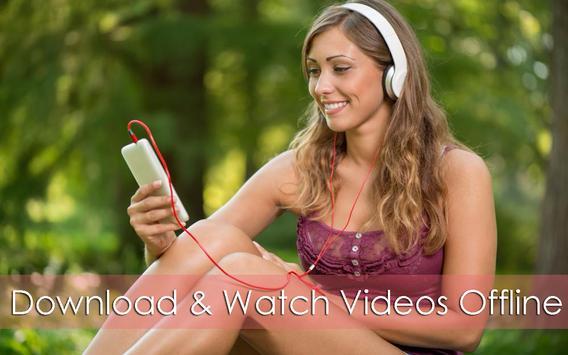 Video Downloader For All screenshot 1