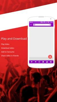Video Downloader For All screenshot 2