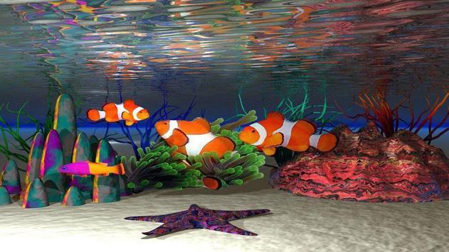 Fish HD Wallpaper screenshot 4