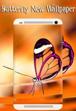 Wallpaper 4K Butterfly | HD Background screenshot 1
