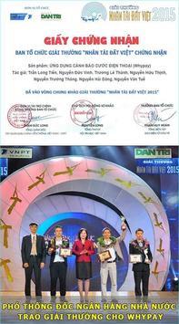 Whypay - Đại Lý: Bán thẻ cào điện thoại, game screenshot 1