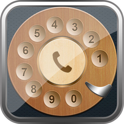 Nostalji Telefon-Çevirmeli