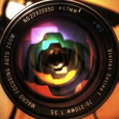Full HD DLSR Camera icon