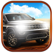 Real Desert SUV 4X4 Racing 3D icon