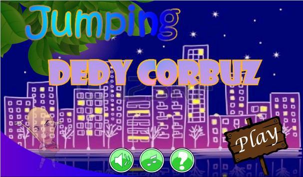 Flying Dedy Corbuzier poster