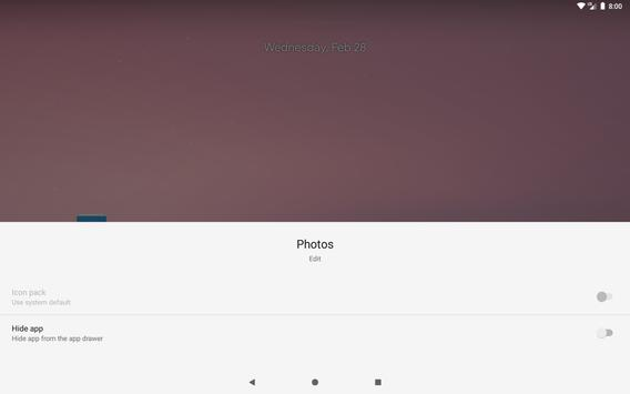 Lean Launcher screenshot 10