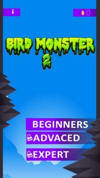 Bird Monster Fun Game Free 2 poster