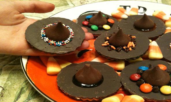 Halloween Food and Treats apk screenshot