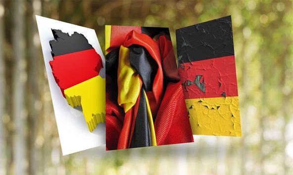 Germany Flag Wallpaper screenshot 1
