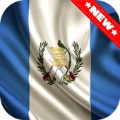 Guatemala Flag Wallpaper icon