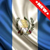 Guatemala Flag Wallpaper icon