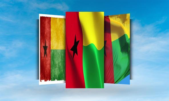 Guinea Flag Wallpaper screenshot 1